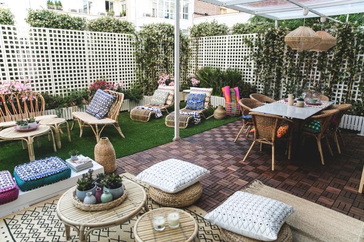 My rooftop - Ikea terraza y jardin ...