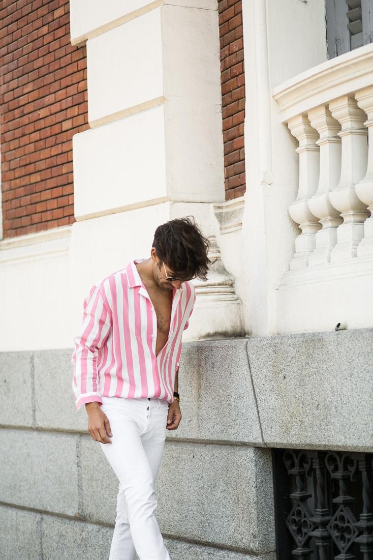 StripesPeeptoes When You Bloglovin' Wear Pink 0wnv8OmN